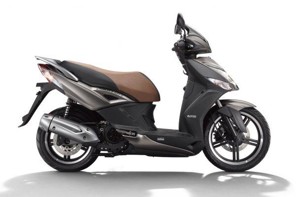 Récord KYMCO 2020: Agility City 125, moto más vendida en España