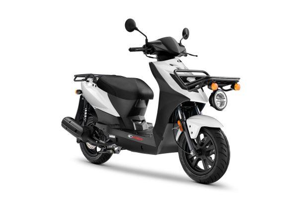 KYMCO España anuncia el nuevo Agility Carry 125,  la motocicleta de reparto más segura y eficiente