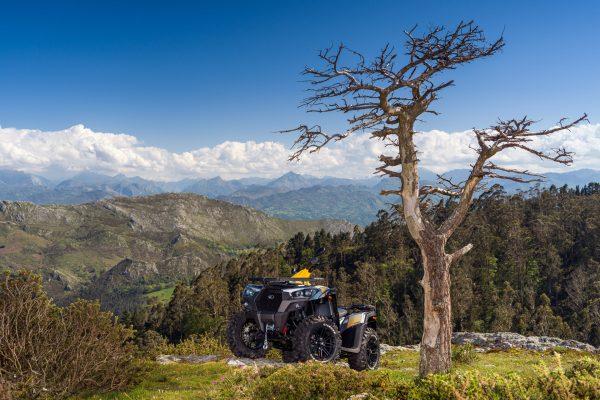 KYMCO España desvela el posicionamiento del nuevo MXU 700 ABS, con equipamiento de lujo, y confirma el lanzamiento de MXU 550 en junio