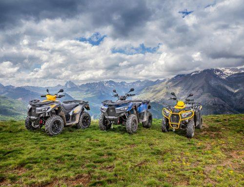 La gama KYMCO ATV 2021, disponible al completo en junio