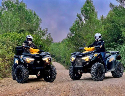 """Tres generaciones de la misma familia, entusiastas de la gama MXU: """"Un ATV te da exclusividad, llegas dónde nadie llega"""""""