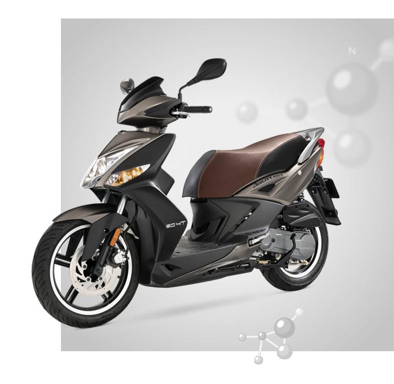 Seguro incluido  en un ciclomotor único