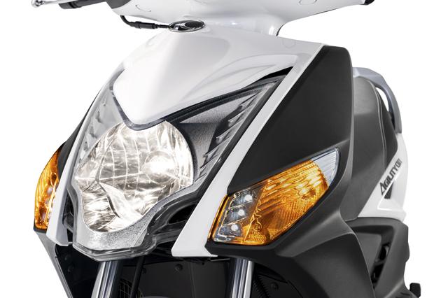 El ciclomotor que más luce