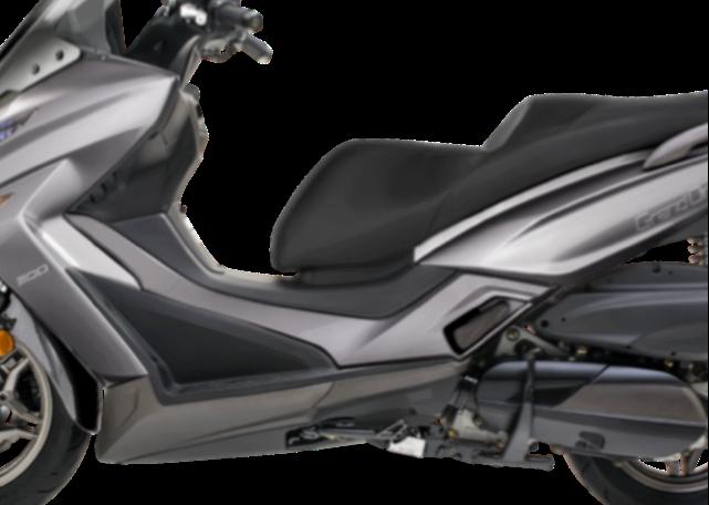 <p>Extremadamente scooter.</p>